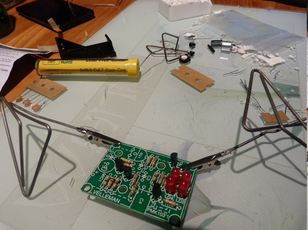 soldering projects He most fundamental skill needed to assemble any electronic project is that of soldering  the basic soldering guide photo gallery s.
