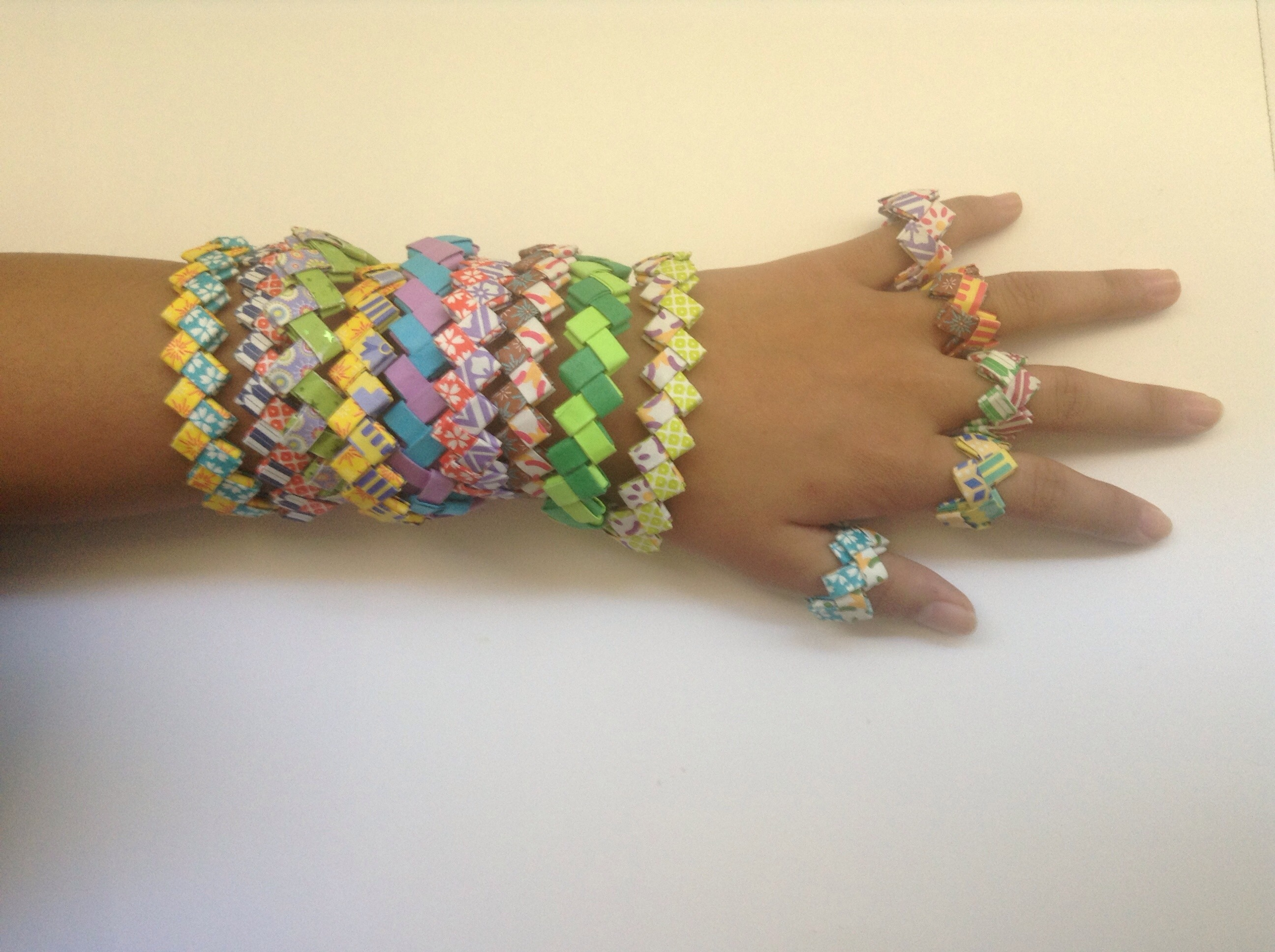 paper bracelets Paper beads 64k likes paperbeadsorg by janice mae, is a website blog dedicated to the handcraft of recycling paper into beautiful jewelry.