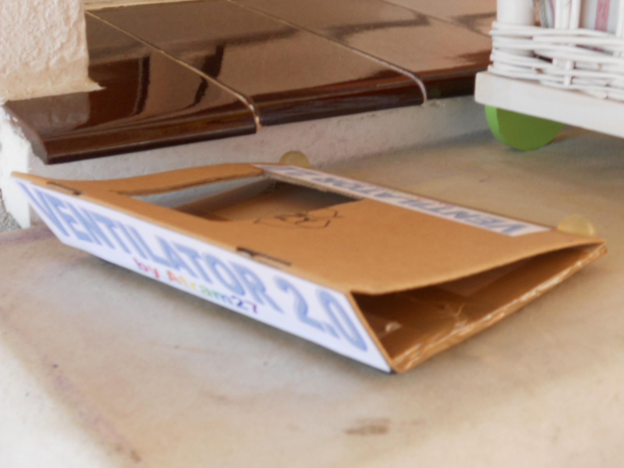 Cardboard Structure Diy