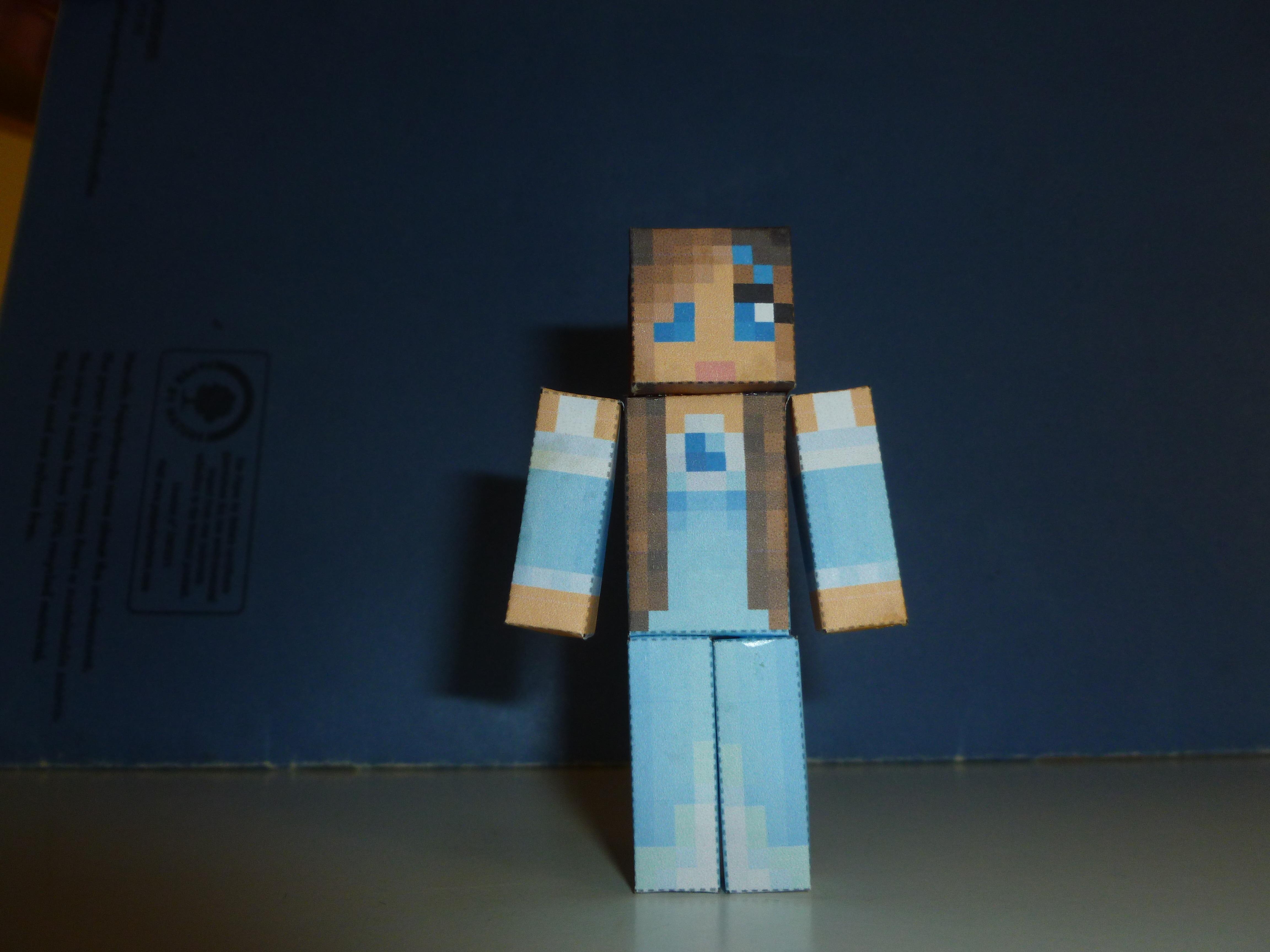 how to change my minecraft skin