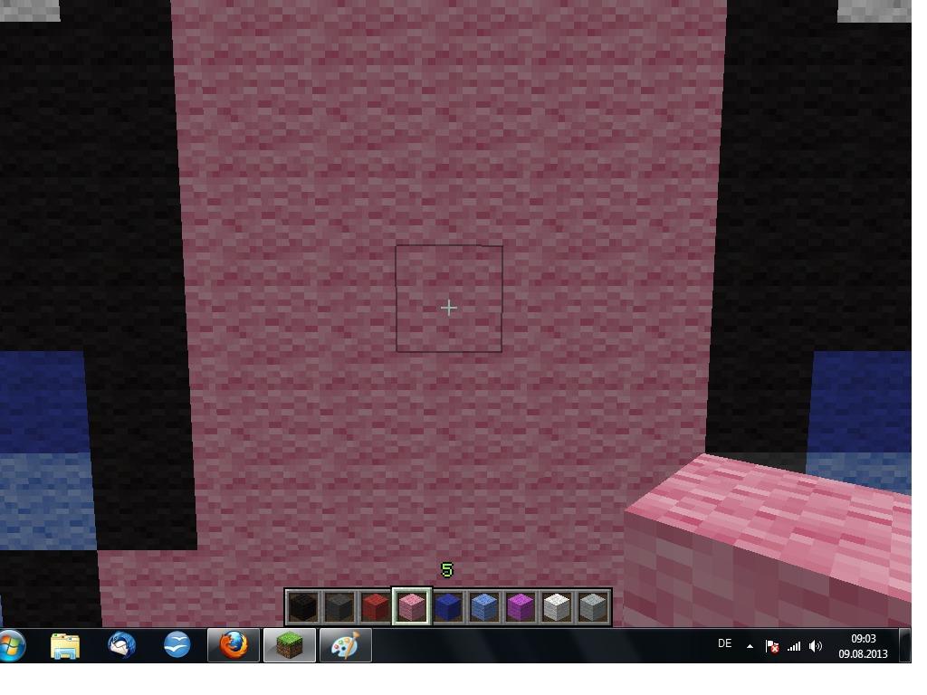 Kirby Minecraft Pixel Art Diy