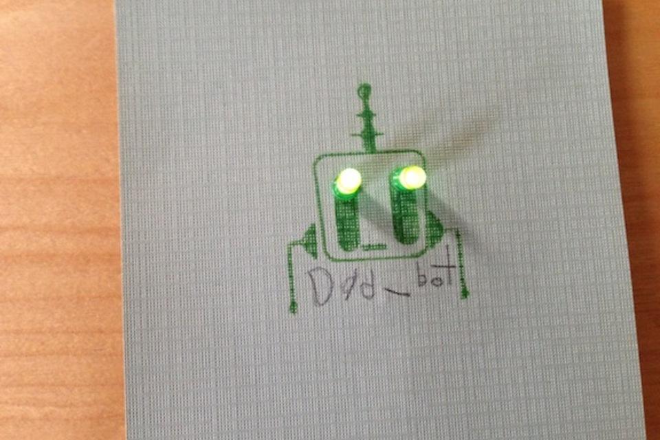 design bday card