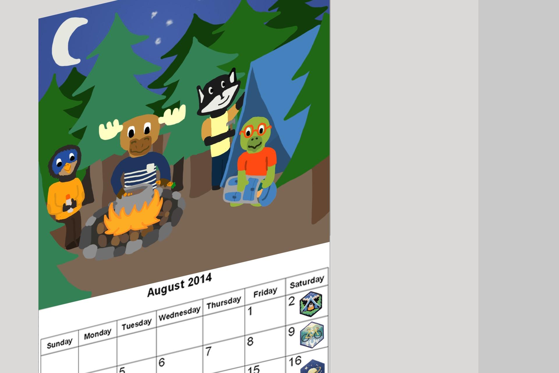 Diy Calendar App : Diy calendar