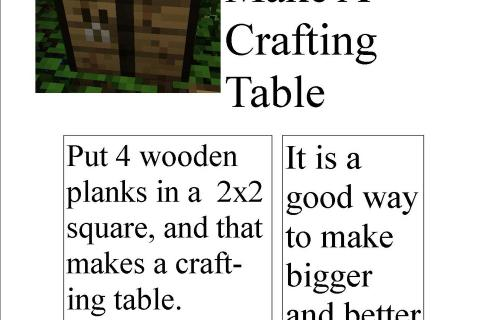 Minecraft Guide Book One - DIY