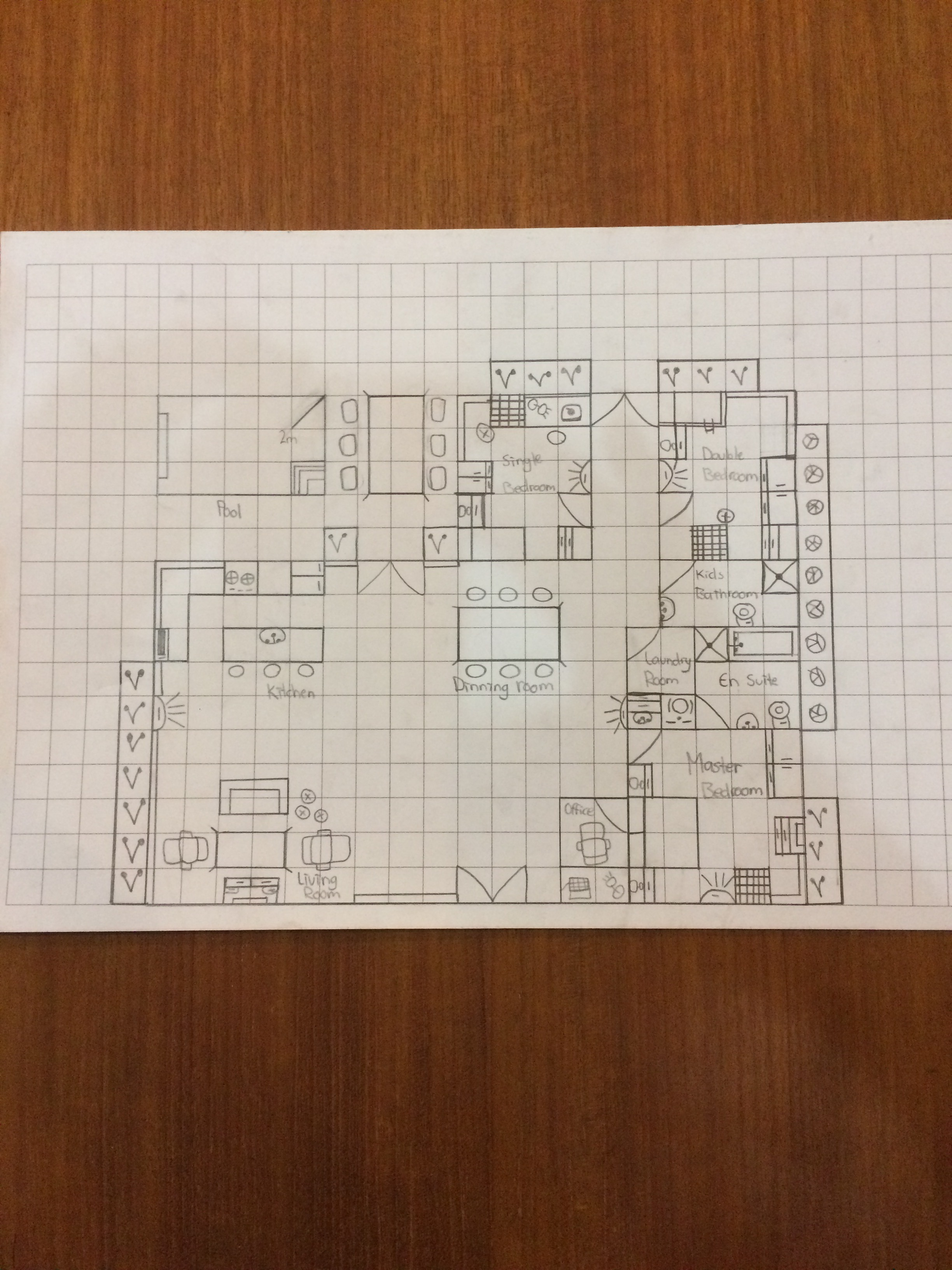 My Floor Plan Of My Dream House Diy