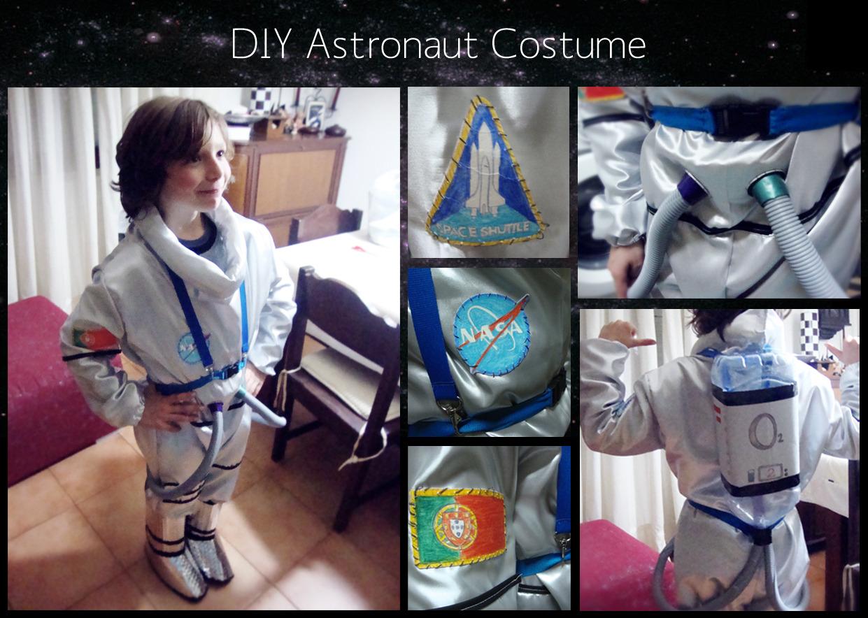 make an astronaut - photo #44